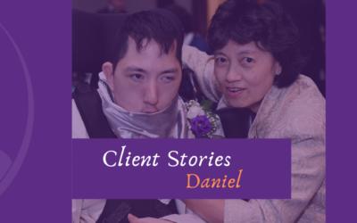 CLIENT STORIES: DANIEL