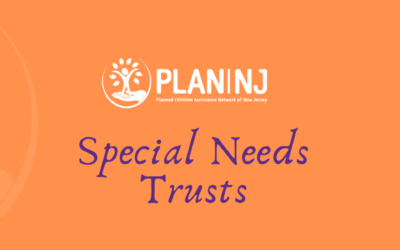 PLANNING FOR THE FUTURE: SPECIAL NEEDS TRUSTS ARE TOOLS TO ENHANCE THE QUALITY OF LIFE